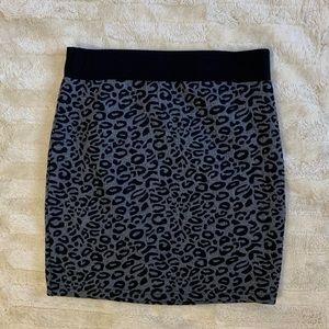 Suzy Shier Mini Skirt